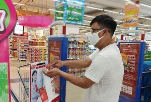 Hà Nội: Các siêu thị chủ động phòng chống dịch Covid-19