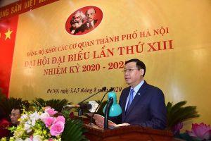 Bí thư Thành ủy Vương Đình Huệ: Thay đổi căn bản thứ bậc của Hà Nội về chỉ số PAPI, SIPAS