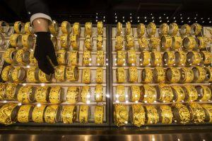 Vàng miếng trở lại mốc 58 triệu đồng