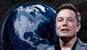 Internet vệ tinh của tỷ phú Elon Musk đang có 'sức hút' đặc biệt