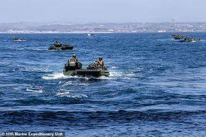 Thủy quân lục chiến Mỹ xác nhận 9 binh lính tử vong trong lúc diễn tập