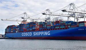 Mỹ: Xuất khẩu tăng trở lại, thâm hụt thương mại giảm trong tháng 6