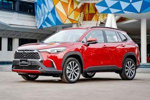 Toyota Corolla Cross ra mắt thị trường Việt, giá từ 720 triệu đồng