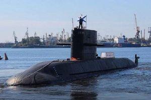 Nga đang phát triển thế hệ tàu ngầm thông thường sử dụng công nghệ AIP mới