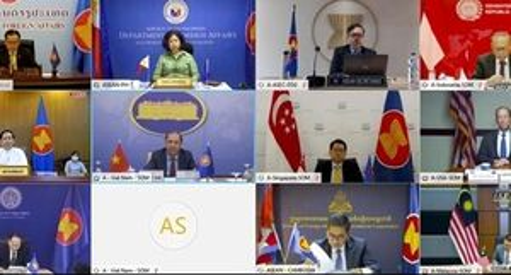 Làm sâu sắc hơn quan hệ đối tác chiến lược và hợp tác ASEAN-Mỹ