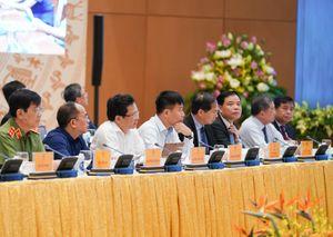Chùm ảnh: Thủ tướng chủ trì Hội nghị triển khai Kế hoạch thực thi EVFTA
