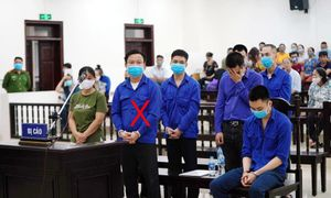 'Trùm' Tập đoàn đa cấp Thăng Long lãnh án tù chung thân