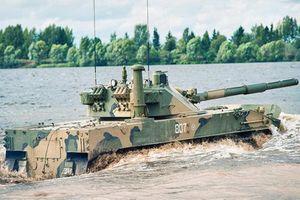 Đã rõ lý do Ấn Độ chê bai xe tăng hạng nhẹ Sprut-SDM1 của Nga