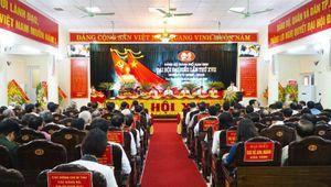 Đại hội Đại biểu Đảng bộ thành phố Nam Định lần thứ XVII, nhiệm kỳ 2020 - 2025
