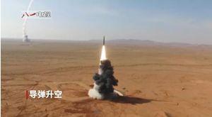 Mỹ và Trung Quốc đồng loạt thử tên lửa giữa căng thẳng leo thang