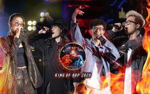 Rapper miền Bắc bùng nổ tập 2 King Of Rap 2020: Pháo - Rich Choi - Chị Cả - Linh Thộn quá đẳng cấp