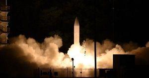 Mỹ công bố video thử nghiệm thành công tên lửa siêu thanh C-HGB