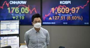 Chứng khoán Nhật - Hàn vẫn tăng điểm giữa căng thẳng Mỹ - Trung