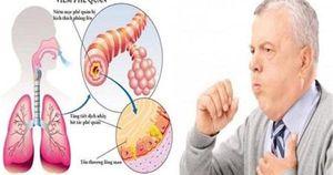 Cách kiểm soát biến chứng của bệnh phổi tắc nghẽn mạn tính