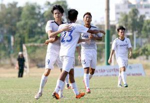 HAGL vượt trội Hà Nội FC ở các giải bóng đá trẻ trong năm 2020