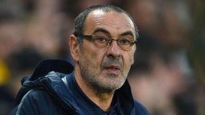 Juventus lên kế hoạch tìm kiếm HLV thay Sarri