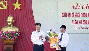 Thanh Hóa: Bổ nhiệm Trưởng ban Quản lý khu Kinh tế Nghi Sơn và các khu công nghiệp
