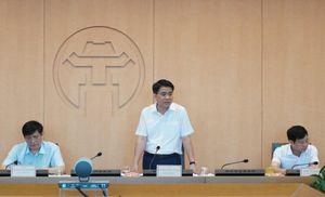 Chủ tịch Nguyễn Đức Chung: Coi ca bệnh ở Hải Dương như bệnh nhân của Hà Nội