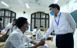 Chủ tịch UBND TP Nguyễn Đức Chung: Đảm bảo các điều kiện tốt nhất cho kỳ thi THPT tại Hà Nội