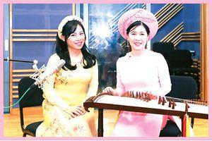 Mang âm nhạc, văn hóa Việt đến xứ kim chi