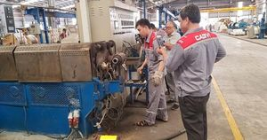 CADIVI Tân Á tăng năng suất chất lượng sản phẩm nhờ áp dụng công cụ TPI