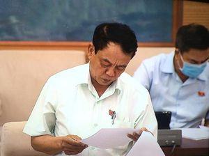 UBTVQH xem xét dự về án Luật Biên phòng Việt Nam
