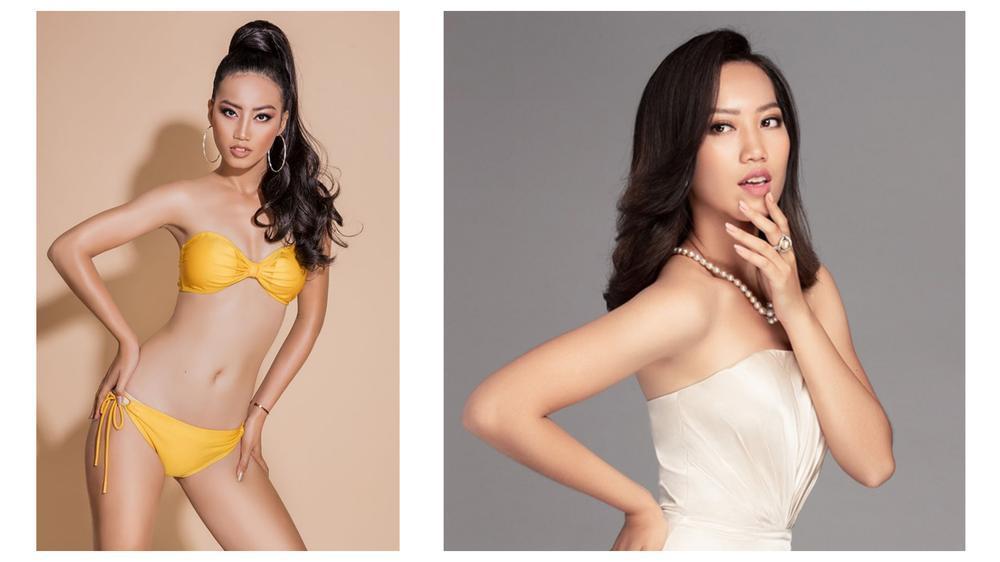Lộ diện thí sinh Hoa hậu Việt nam 2020 vừa có đai đen karatedo, vừa làm người mẫu