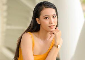 Học trò Võ Hoàng Yến cao 1,75 m thi Hoa hậu Việt Nam 2020