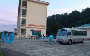 Nam Định tiếp nhận, cách ly 140 công dân trở về từ Liên bang Nga