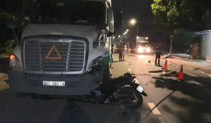 Bình Dương: Tai nạn trong đêm, 1 người tử vong