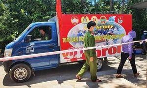 Tung 'tin vịt' về dịch, thanh niên bị phạt 7,5 triệu đồng