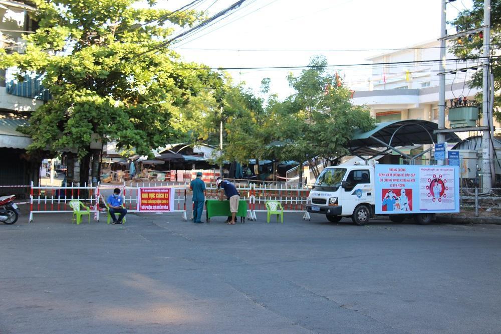 4 ca mới mắc COVID-19 ở Quảng Nam: Đến bệnh viện, bán chợ đêm, dự đám tang