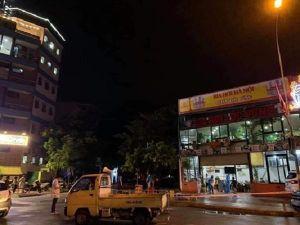 Tin mới về lịch trình ca dương tính với SARS-CoV-2 liên quan tới quán bia ở Thanh Trì