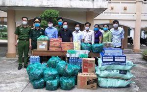 Lịch trình ba ca bệnh sống cùng một thôn ở Quảng Nam