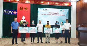 BIC chi trả bảo hiểm hơn 2,6 tỷ đồng cho khách hàng tại Quảng Bình
