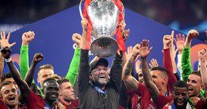 Thầy trò Klopp nhận danh hiệu xuất sắc nhất giải Ngoại hạng Anh
