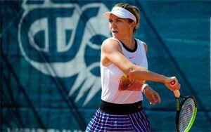 Simona Halep vào bán kết Prague Open 2020