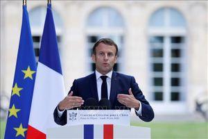 Pháp kêu gọi nối lại tiến trình hòa đàm Trung Đông