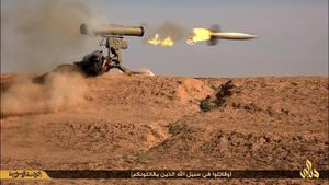 Syria trả giá đắt bởi để lọt vũ khí Nga cung cấp vào tay phiến quân