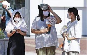 Hàng chục người bị tử vong do nắng nóng tại Nhật Bản