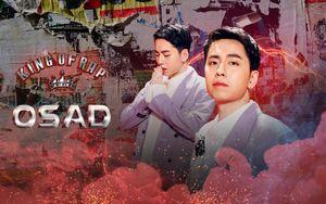 OSAD: King Of Rap uy tín nên thu hút nhiều rapper underground nổi tiếng như Richchoi, ICD, Pháo, Sóc Nâu, Chị Cả...