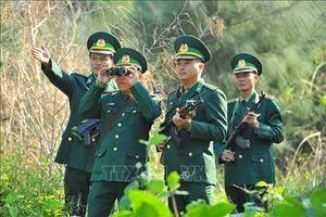 Công tác phối hợp giữa Bộ đội Biên phòng và Công an nhân dân trong bảo vệ chủ quyền, an ninh biên giới quốc gia