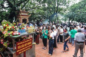 Hà Nội: Yêu cầu tạm đóng cửa Phủ Tây Hồ để phòng dịch