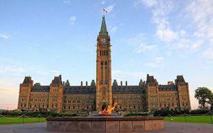 Quốc hội Canada tạm dừng hoạt động