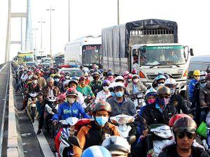 Năm 2025, thông toàn tuyến cao tốc TP.HCM - Cà Mau