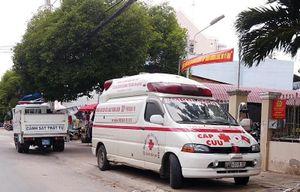 Phạt hơn 21 triệu đồng vụ xe cứu thương hú còi đòi nợ