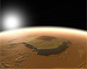 Những địa danh du lịch trên sao Hỏa sẽ 'khai thác' trong tương lai