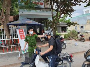 Lịch trình di chuyển bệnh nhân Covid-19 tại Quảng Nam mới công bố chiều 20/8