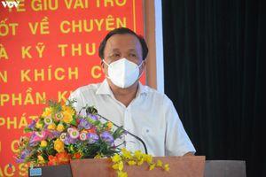 Đoàn y, bác sĩ TPHCM rời Quảng Nam sau 3 tuần hỗ trợ điều trị bệnh nhân Covid-19