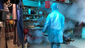 Chủ động phòng chống virus Chikungunya